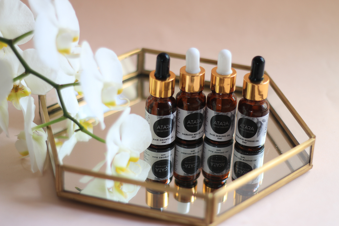 The benefits of using oils for hair health and growth